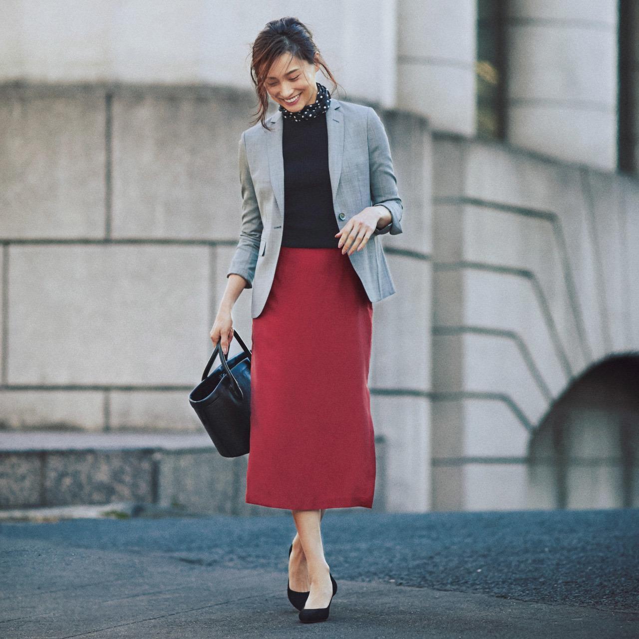 ジャケット スカート