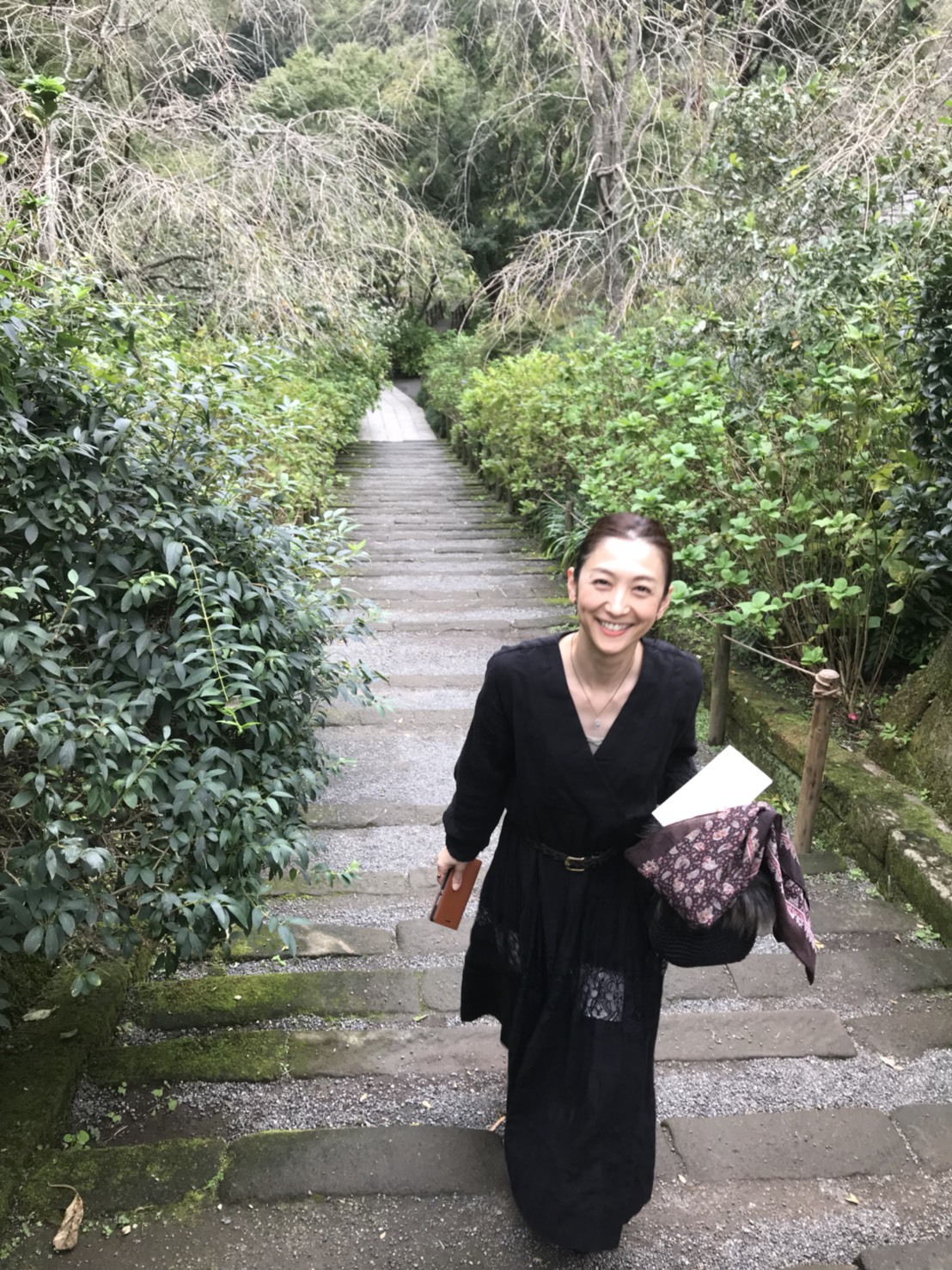 黒ワントーンで鎌倉散歩♪_1_10