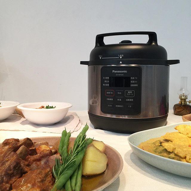 炊飯器と電気圧力なべの新製品。やりますねぇ、パナソニック!_1_3