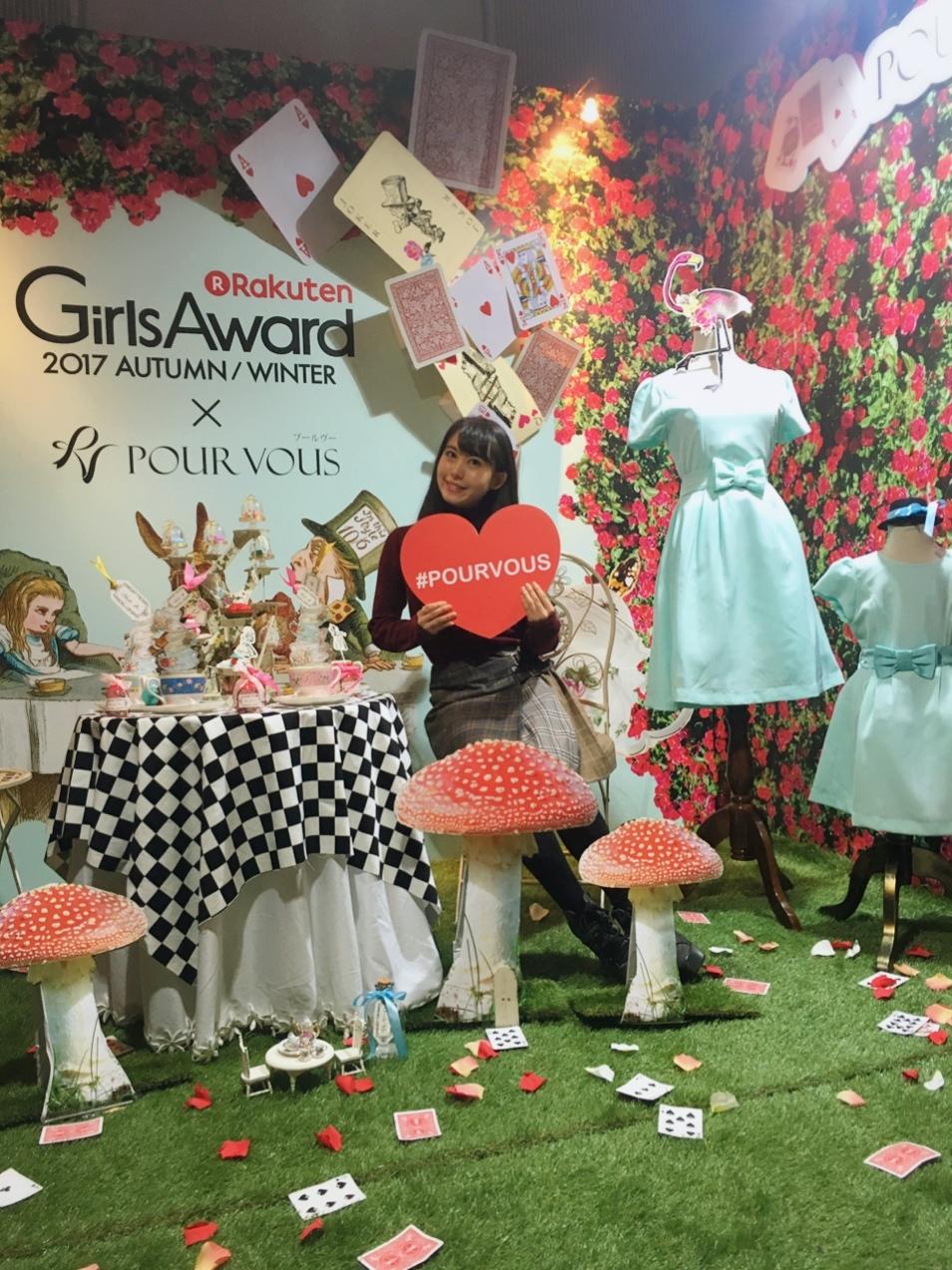 GirlsAward2017♡行ってきました!_1_9
