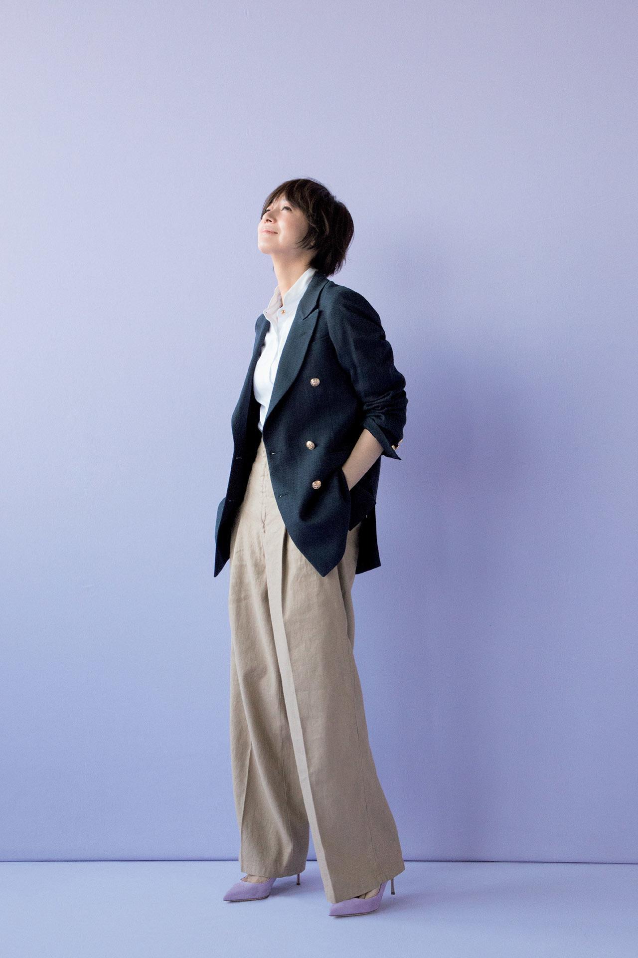 大人のジャケットコーデ photo gallery_1_1-3