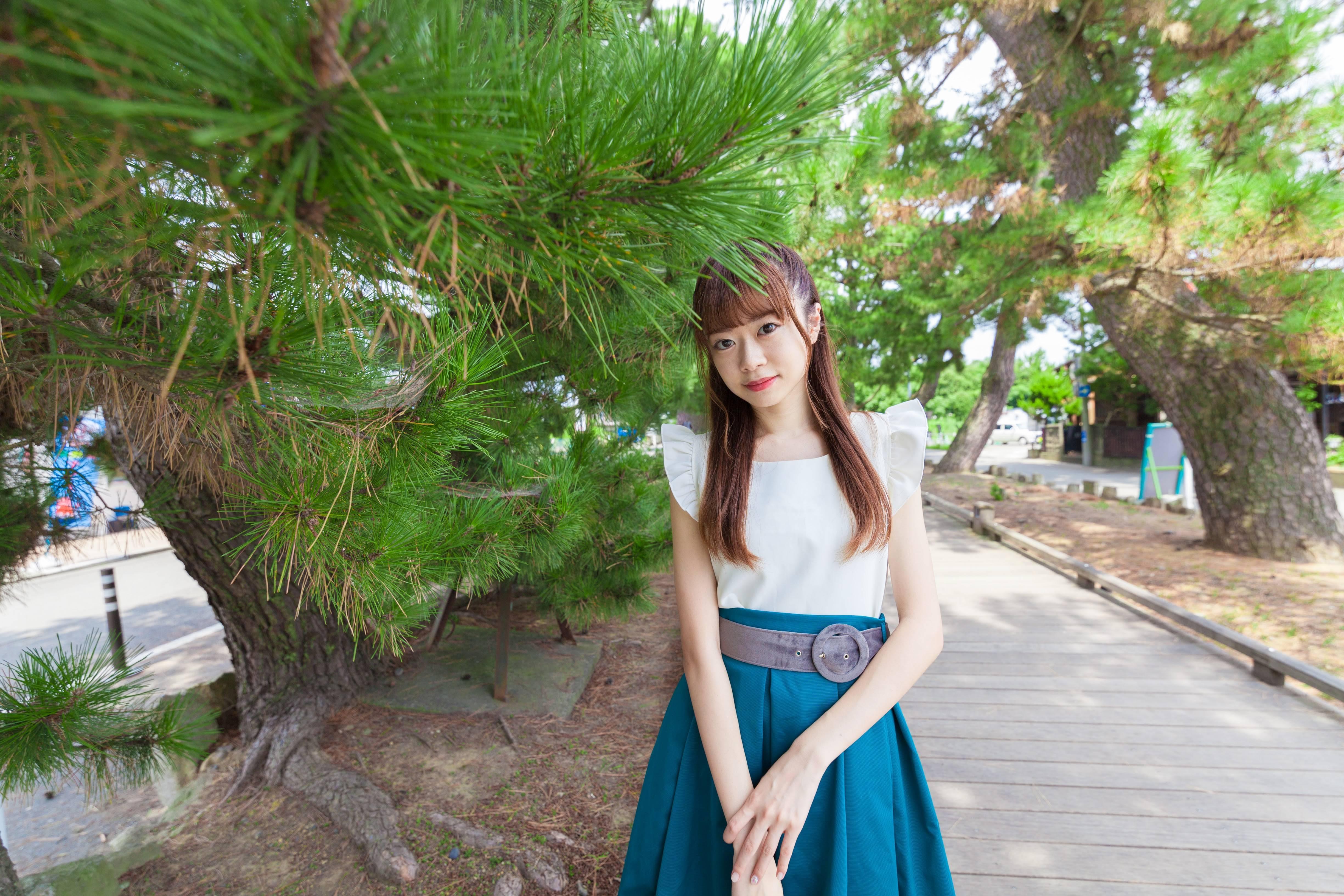 Vol.21♡ 【2017秋コーデ】身長150cm台が着こなす《フレアースカート》_1_2