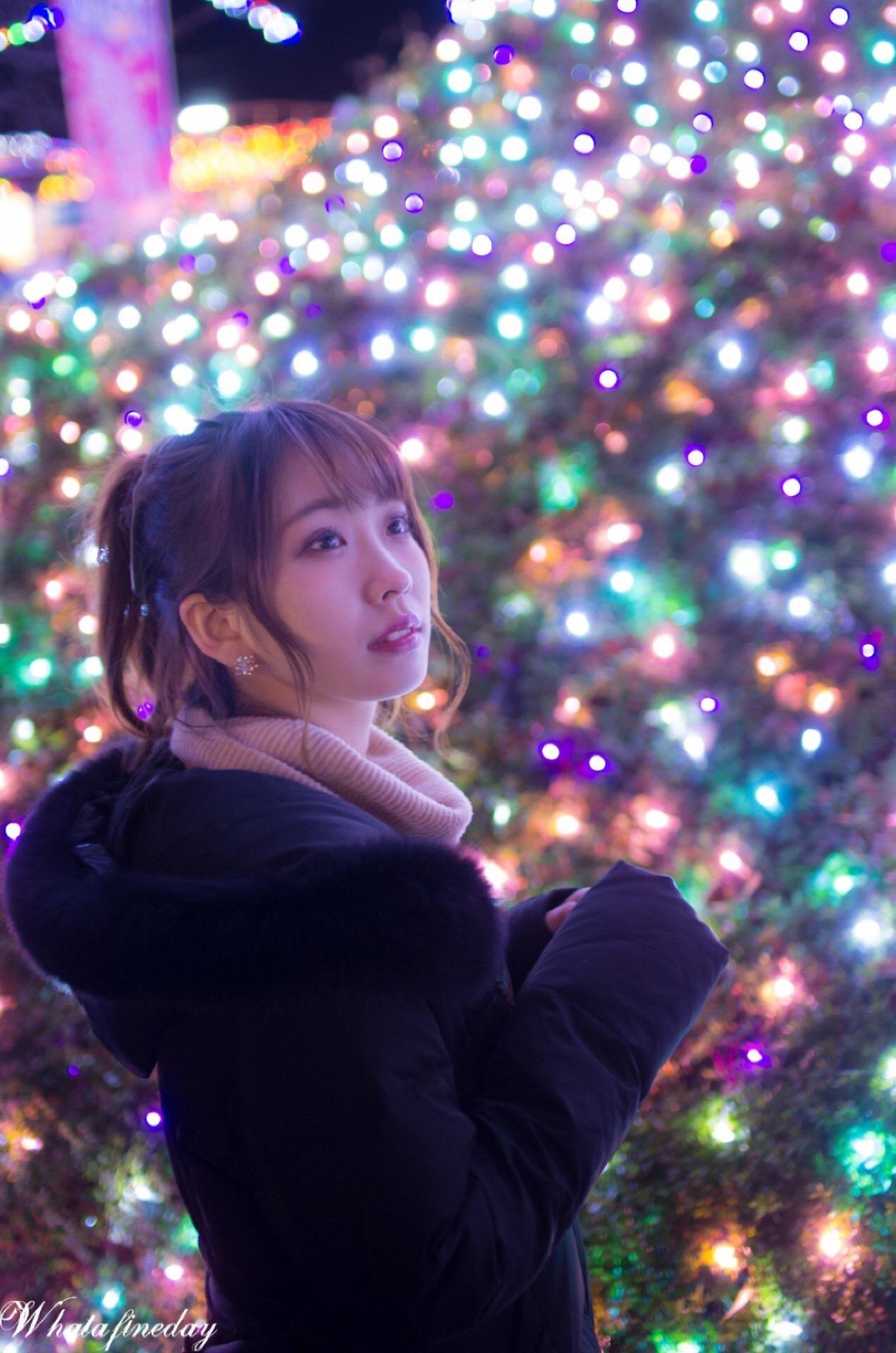 クリスマス直前!毎年行ってる私だからおそ教えられる♡よみうりランドイルミネーション♡_1_1