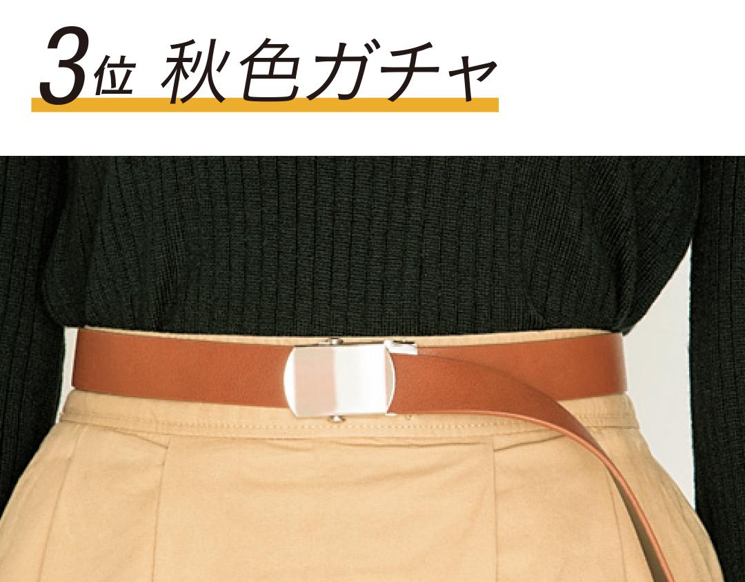 ¥990からのイメチェンベルト♡ 使えるランキングを発表!_1_4