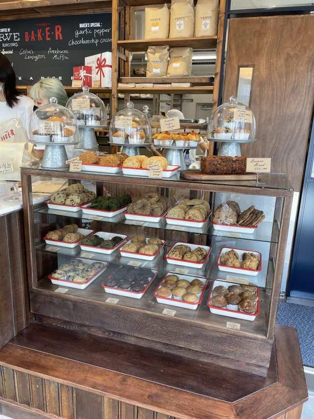 NYのような佇まい!ヴィーガンクッキーのお店を発見♬《ゆっこのライフ》_1_4