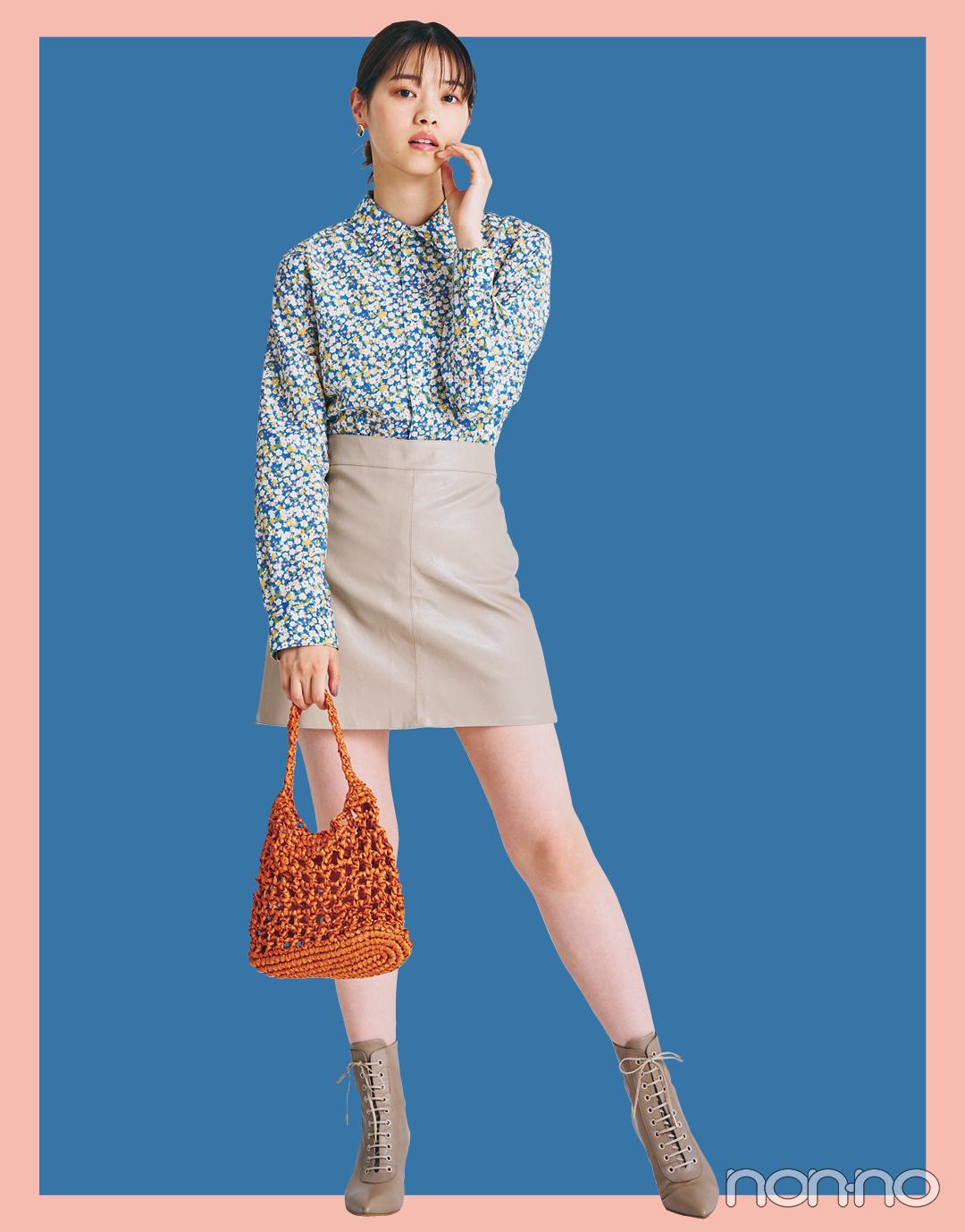 【2021年ファッショントレンド vol.10】今年の春はミニボトムで可愛さ倍増♡_1_3