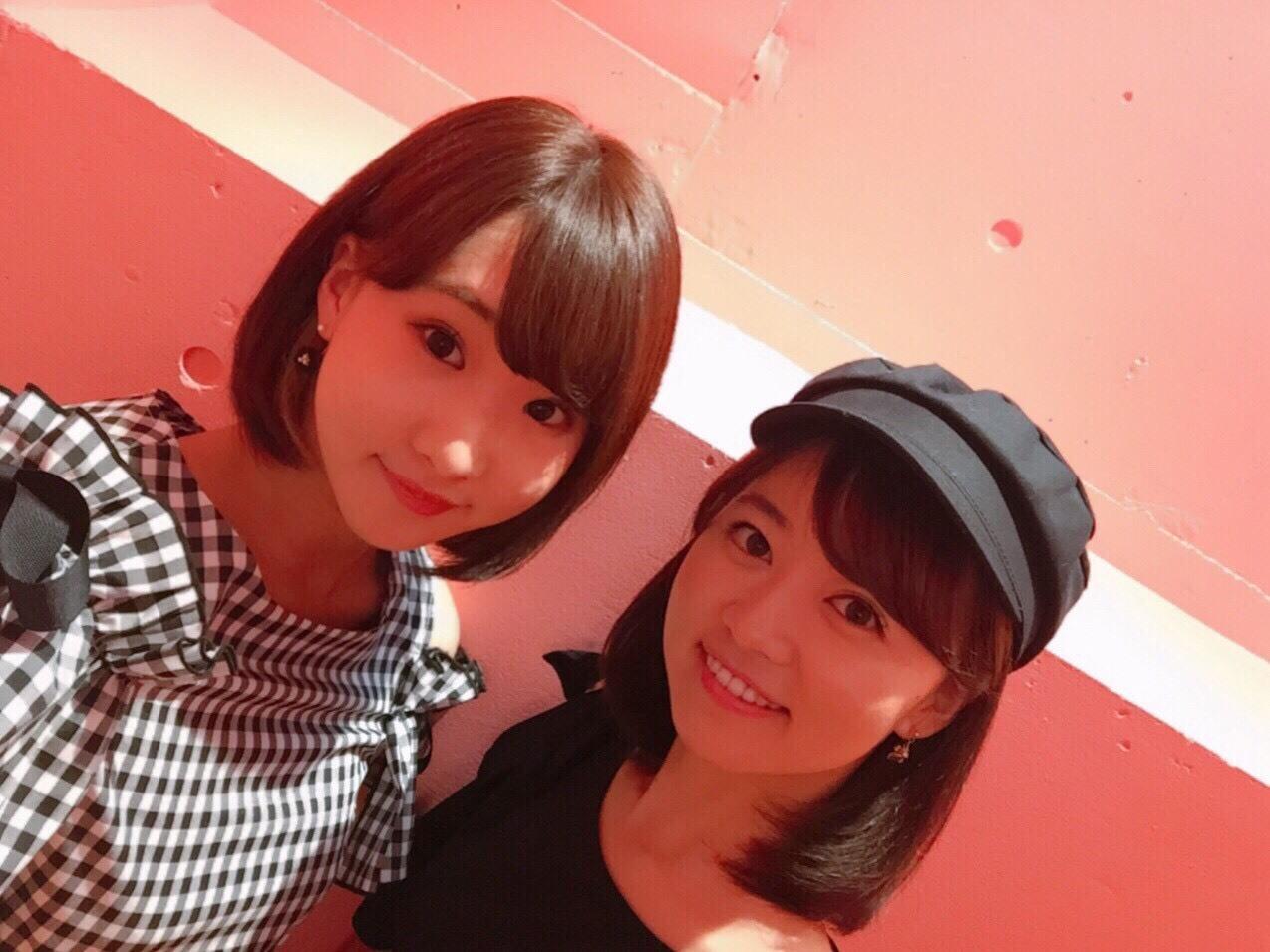 【 第55回❤︎ 】表参道 原宿カフェ&フォトスポット巡り!with菜美子ちゃん*_1_8