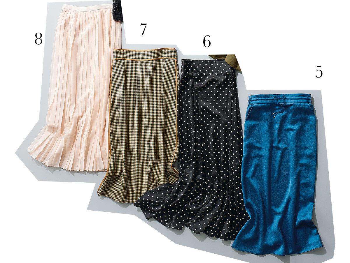 華やぎスカート