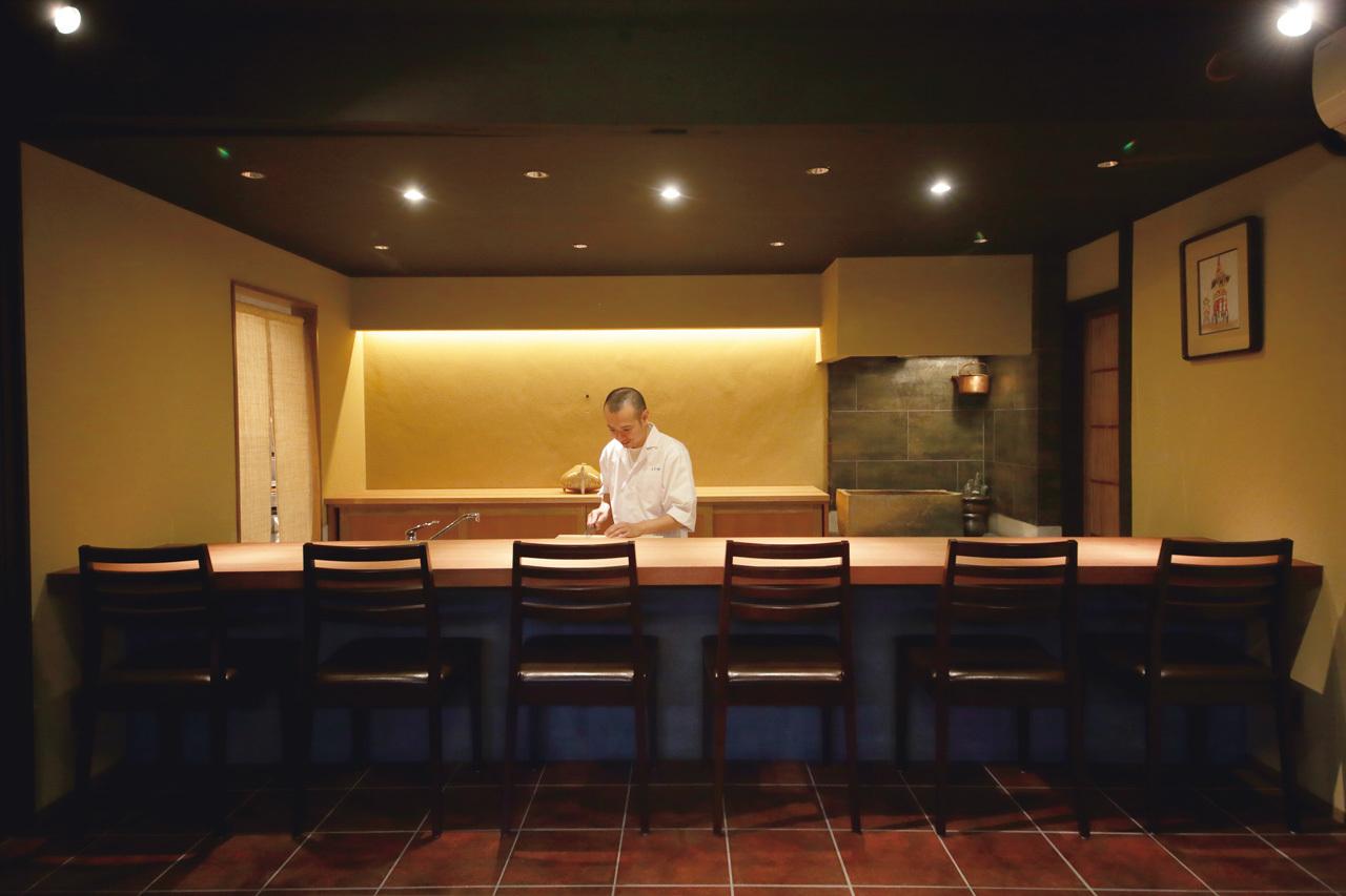 料理、器、空間に、もてなしの心が光る新鋭 二条城 ふる田_1_2-3
