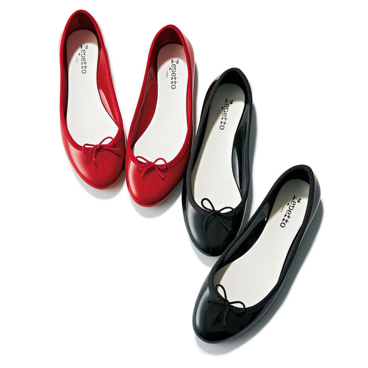 雨の日の靴もおしゃれに! レインシューズ特集 | レインブーツ、ゴム製のローファーなど | アラフォーファッション_1_9