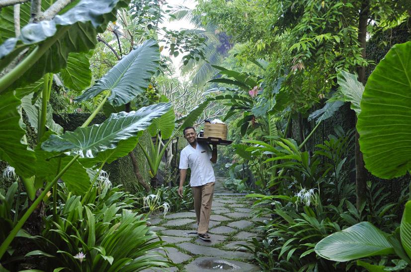 見事な熱帯の庭園 カユマニス ウブド 【インドネシアのお薦めホテル】_1_1