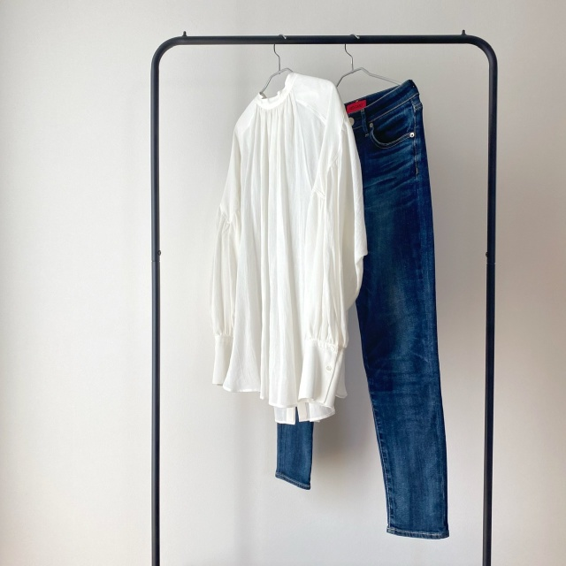 『デニム×シャツ』で気分も上がる春!_1_5