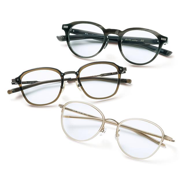 「フォーナインズ」の 新作メガネでイメチェン!