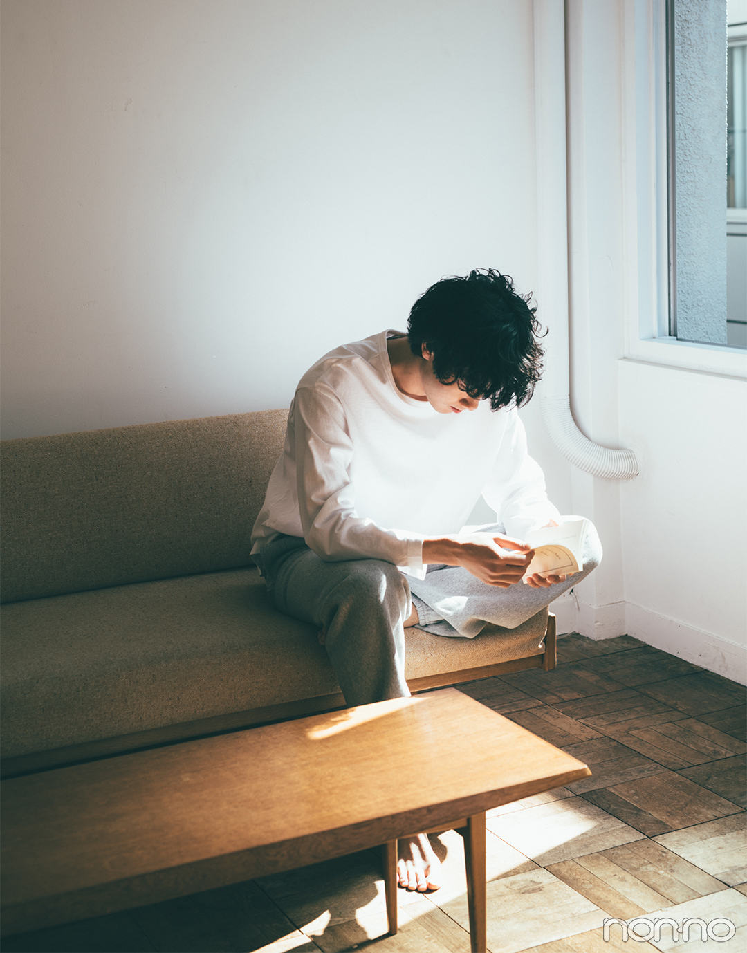 清原翔とお部屋デート! 寝起き姿に思わず胸キュン♡【連載「今月の彼氏」ウェブ限定版】_1_1-3