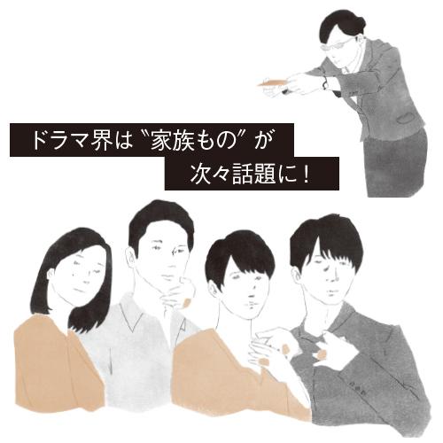 家族もの ドラマ