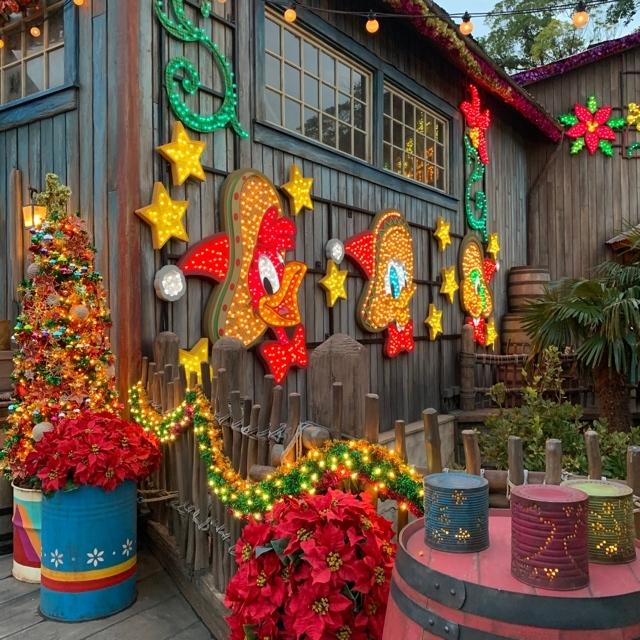 【 TokyoDisneysea 】クリスマスシーズンのディズニー・シーに行ってきました ❤︎_1_10