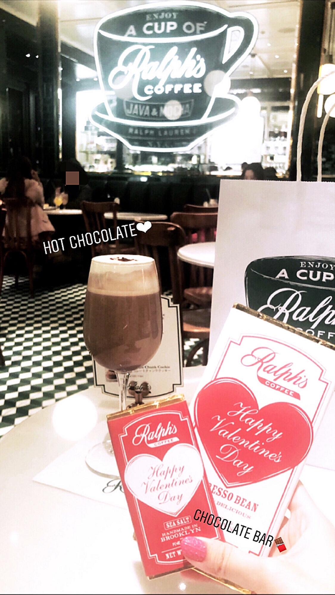 Vol.80♡ Ralph's Coffeeでバレンタイン気分!チョコを買うならこちら♡_1_2