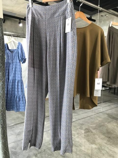 服を大切にする女性に向けたブランド【Rut ラット】 2021SS展示会へ_1_3-2
