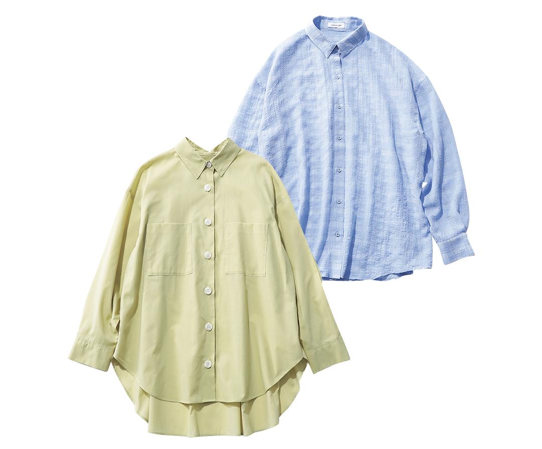 大学生が買ってよかったもの2021旬色のシアーシャツ