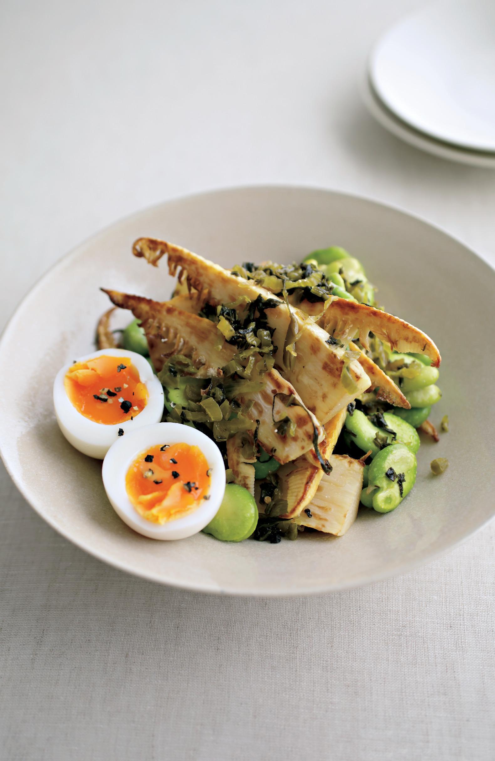 食卓に春ならではのごちそうを。ウー・ウェンさんの絶品サラダ 五選_4_1