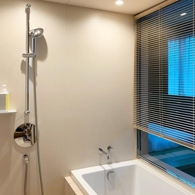 カラーをコンセプトにした水道橋toggle hotel。色に包まれた空間で過ごすひととき。_1_6-1