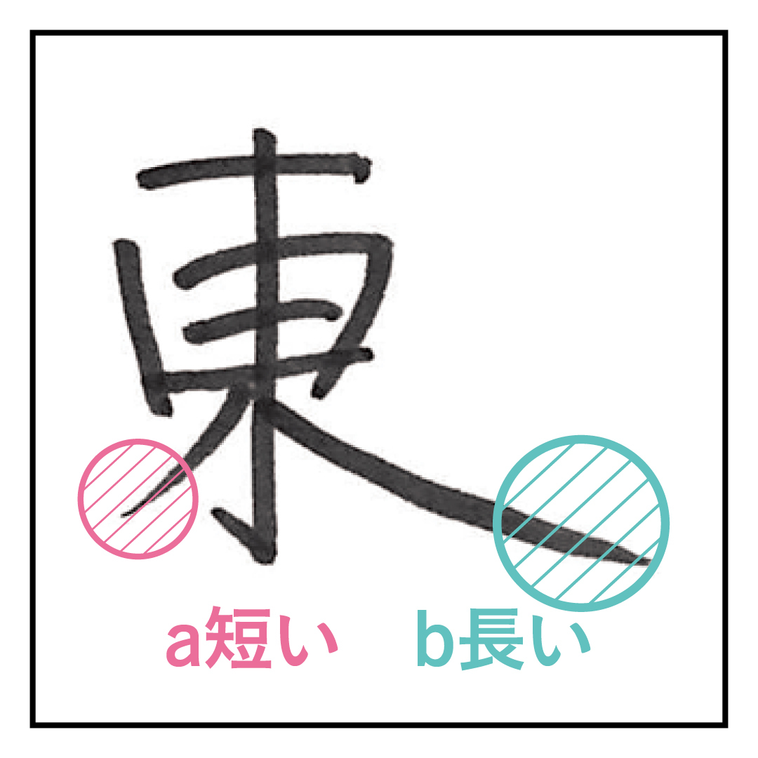 「東京」って書いてみて!あなたのスター性&浪費家度をチェック★【コワいほど当たる書き文字性格診断】_1_3-3