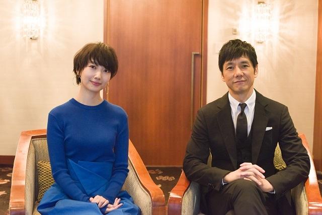『オズランド 笑顔の魔法おしえます。』波瑠&西島秀俊インタビュー_1_1
