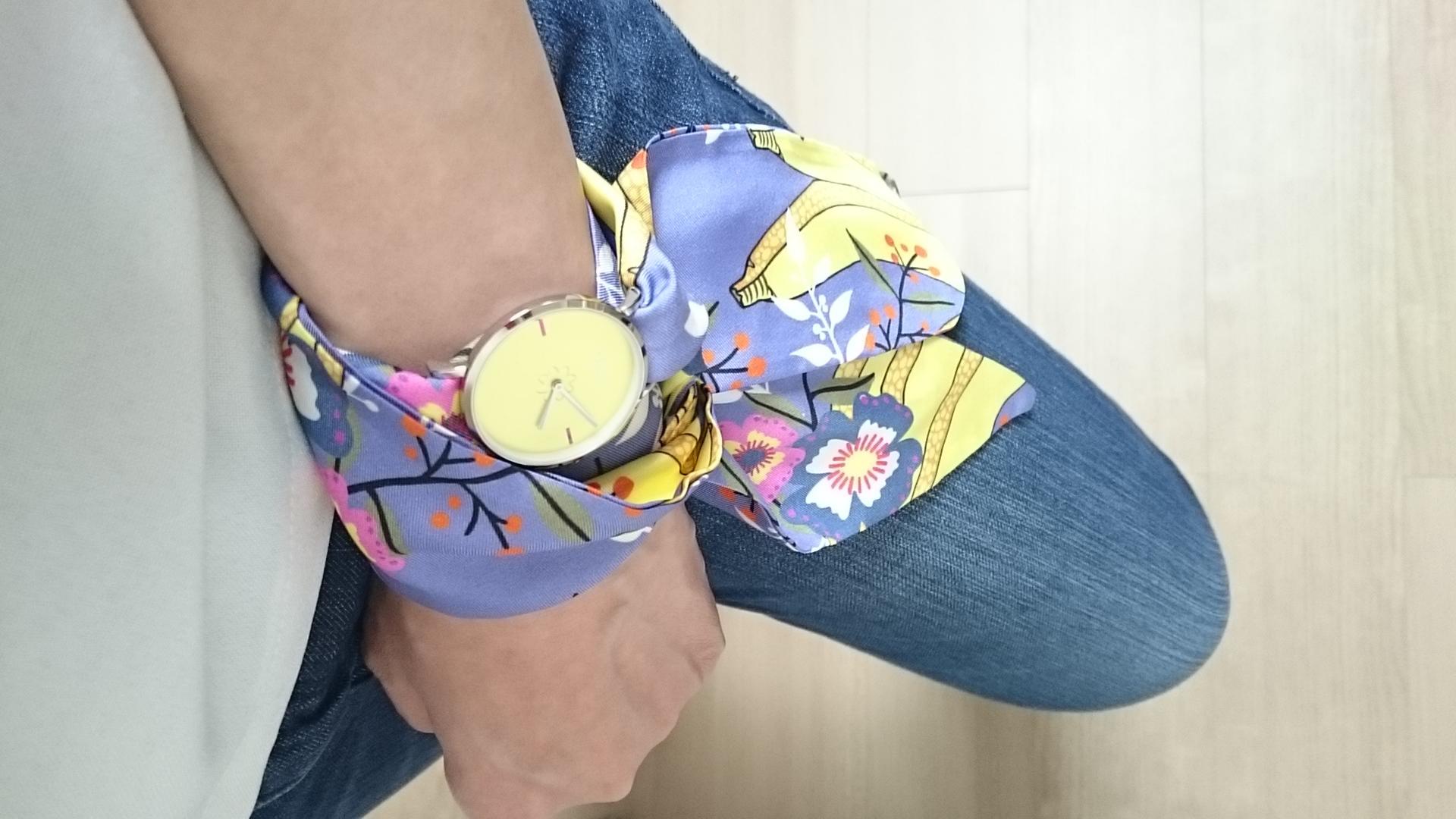 短い袖の季節に個性的な腕時計、いかがでしょう?_1_3-1