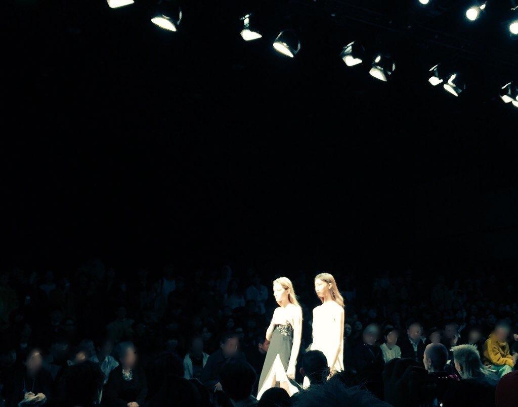 ファッションショーはもう既に2018年の春夏!?_1_2