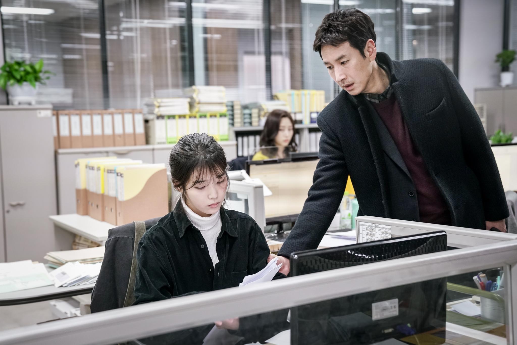 これぞ人生ドラマ、「私のおじさん」のイ・ジウン(IU)さん&イ・ソンギュンさんインタビュー_1_5