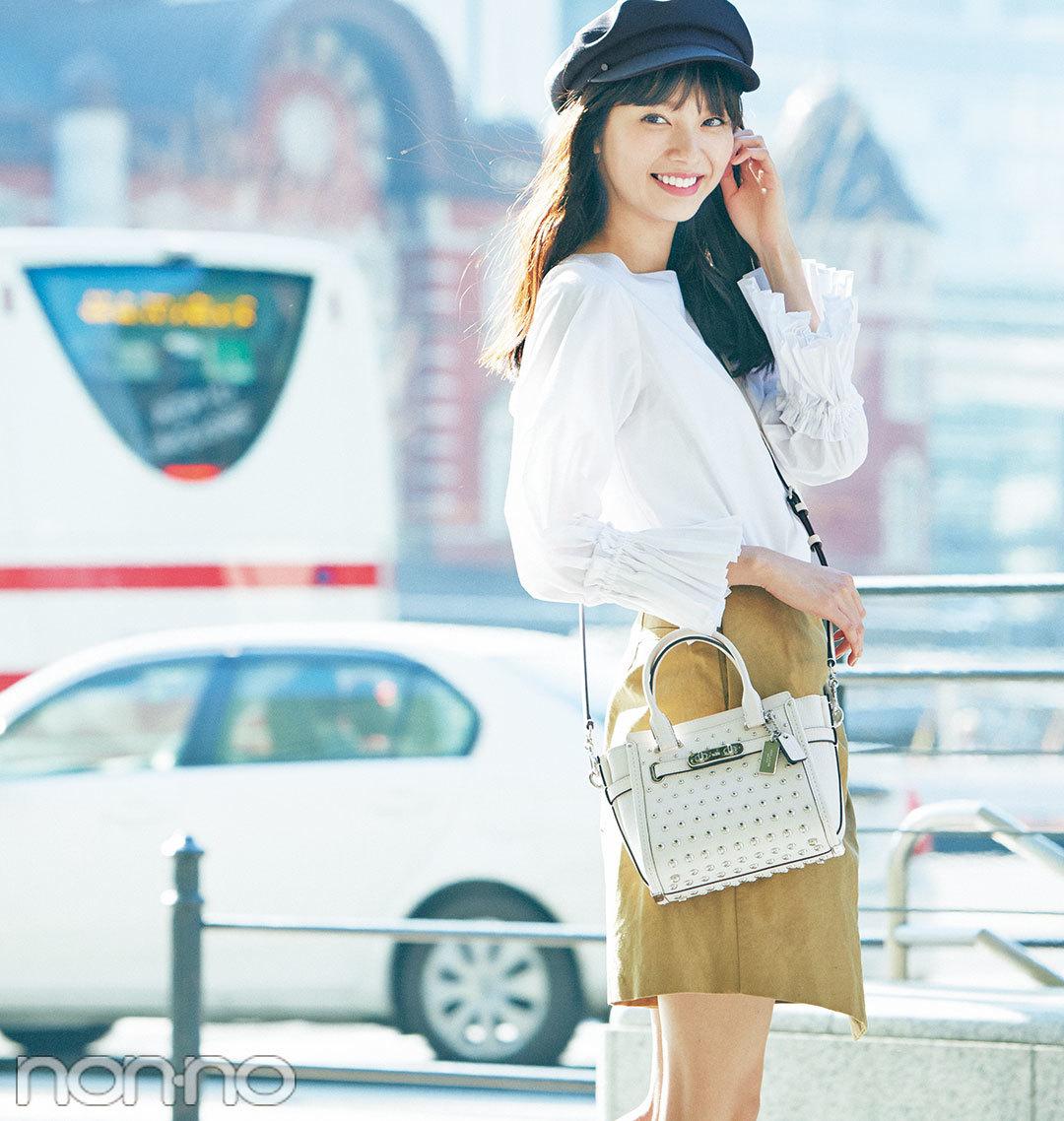 おしゃれな子はもう買ってる♡ 憧れブランドの最新バッグ&小物_1_2