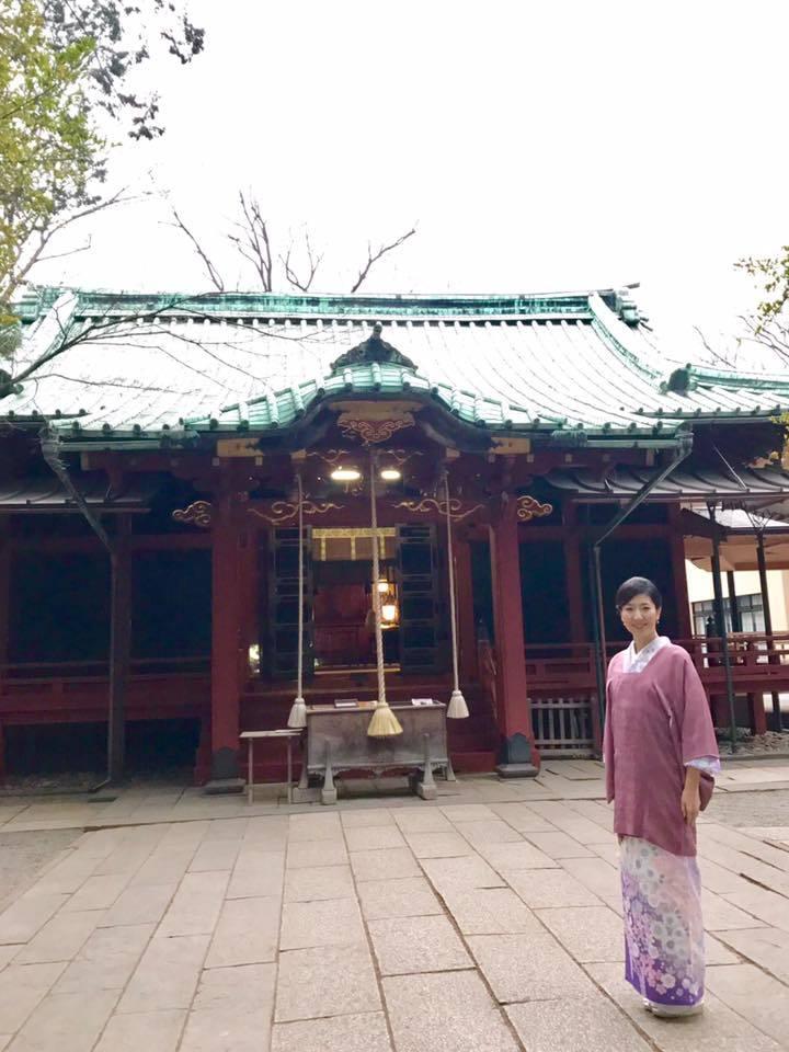 着物で歌舞伎鑑賞へ_1_7