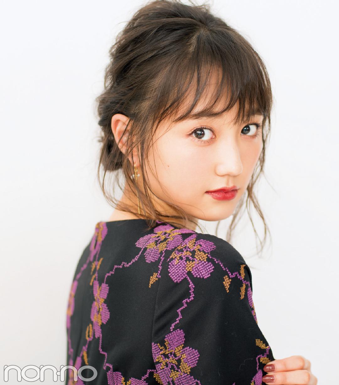 デートのまとめ髪は、鈴木友菜がお手本! 【冬映えヘアアレンジ】_1_1