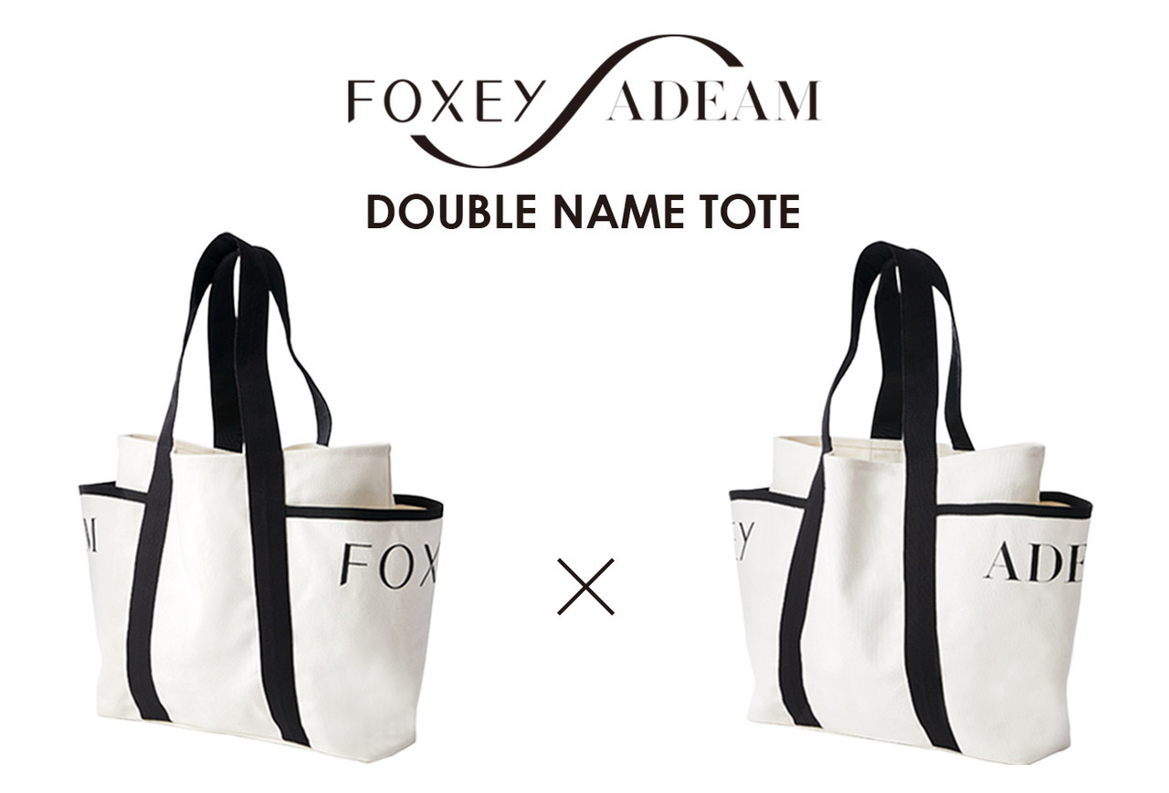 『FOXEY/ADEAMコラボレーションストア』が6月19日(水)、伊勢丹新宿本館4階にオープン_1_3