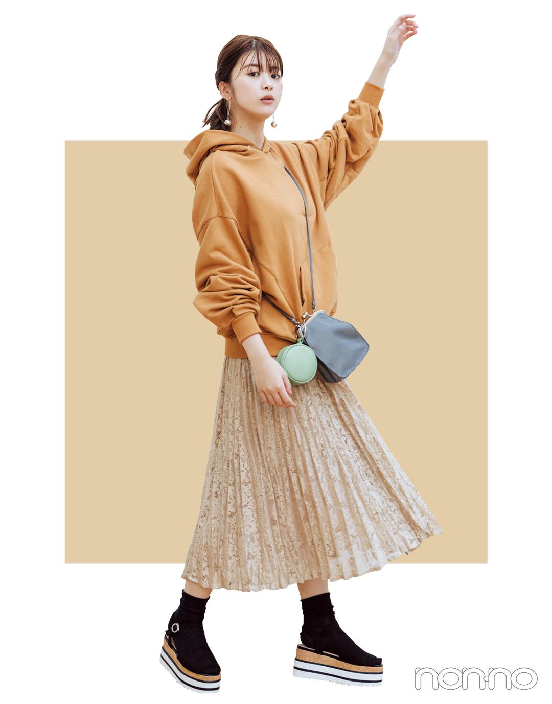 2019秋トレンド★ シフォン&チュールのスカートは秋のスタメン決定!_1_2-4