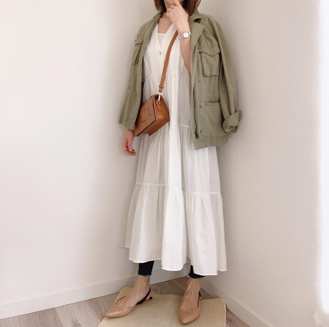 ZARAの春トレンド服でシンプルコーデを更新! 40代のZARAコーデまとめ|美女組Pick-up!_1_29
