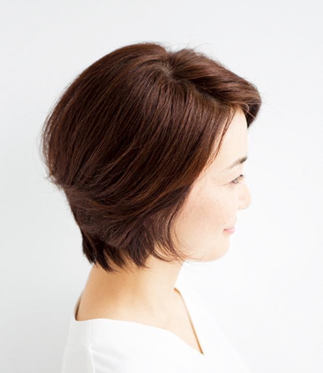 アラフォーの髪悩み「薄毛」問題はスタイリングが強い味方!_4_6-2