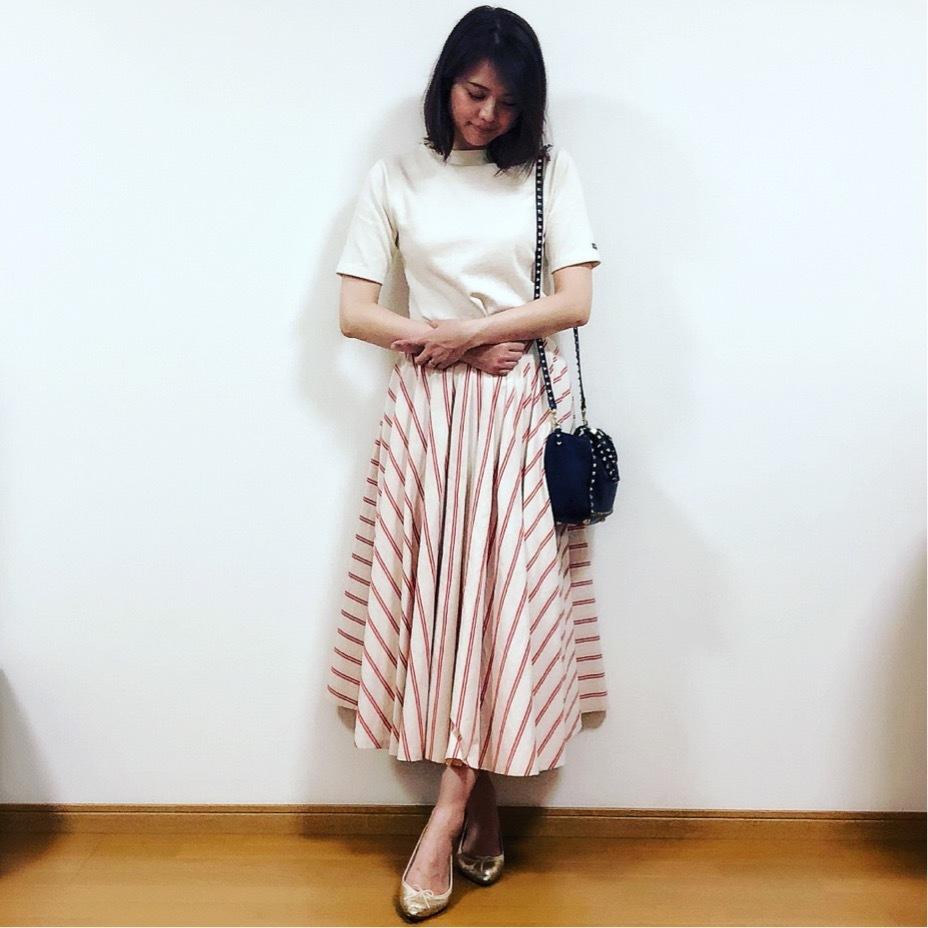 この夏、わたしの定番休日スタイルはマキシ丈スカート!_1_1-2