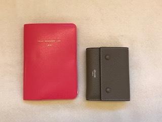 3度目の正直のグレー小さいお財布☆_1_2