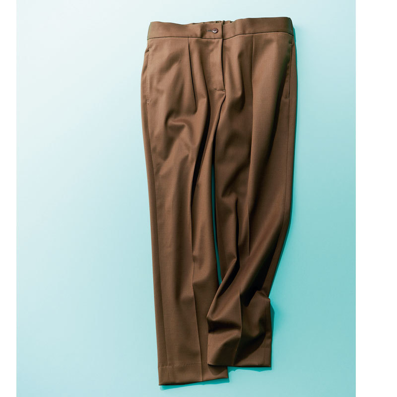 インコテックスの美脚パンツ