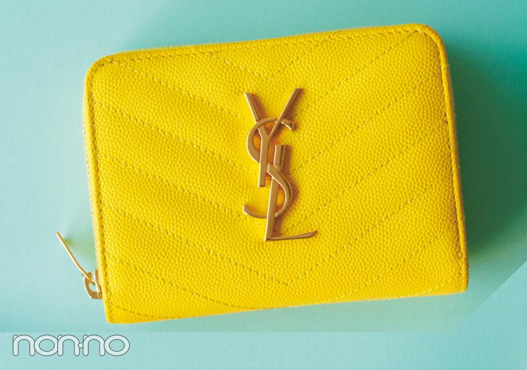 サンローランのミニ財布♡ 電子マネー時代が来る今こそ買い時!【20歳からの名品】_1_3-3
