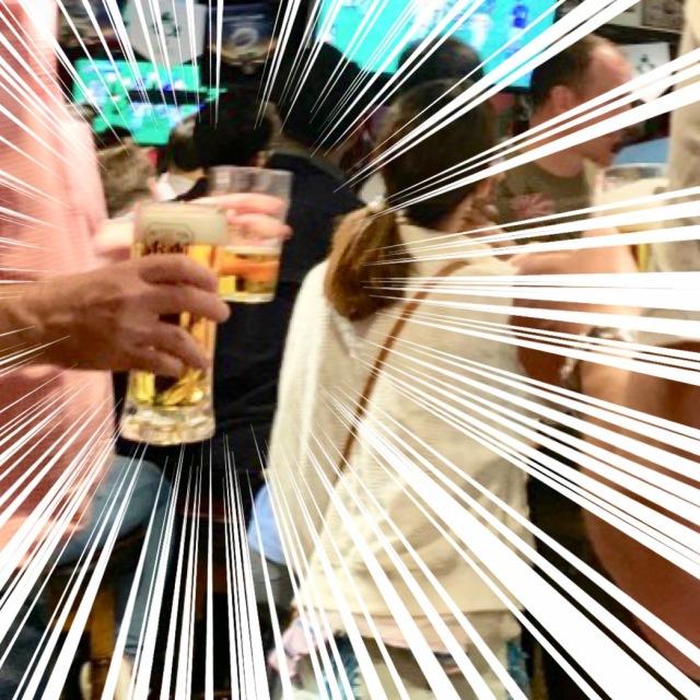 パブ ビール W杯