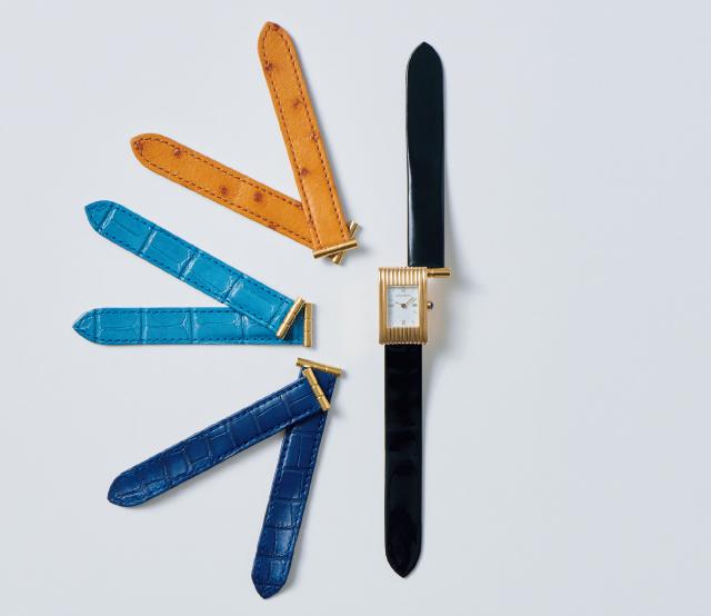 ブシュロンの時計「リフレ」