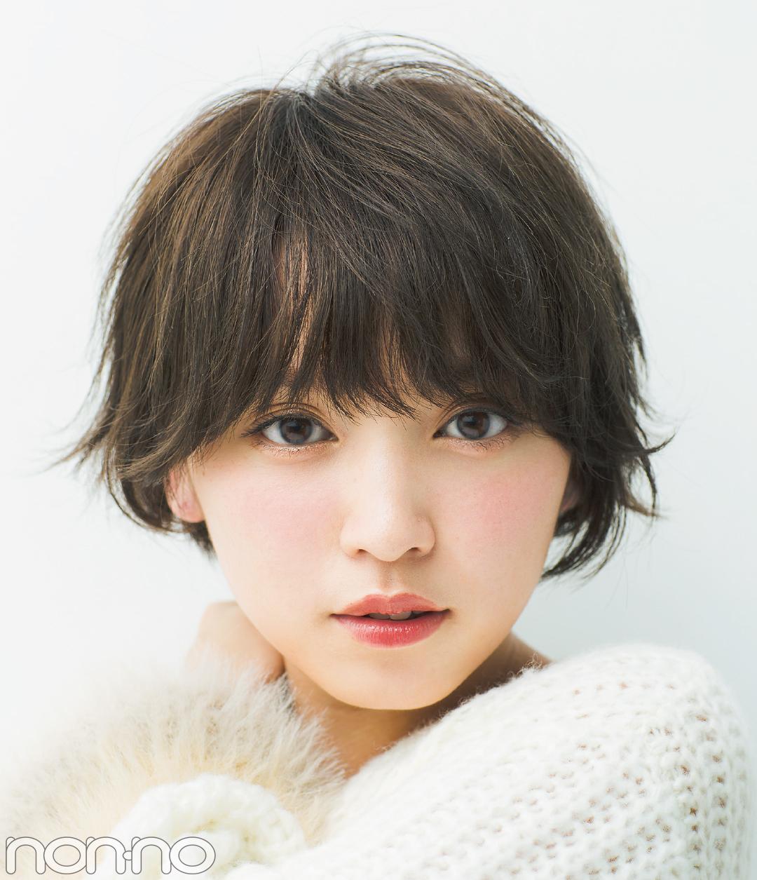 丸顔さんの小顔対策♡ 髪型でこんなに可愛く細見えできる!_1_2