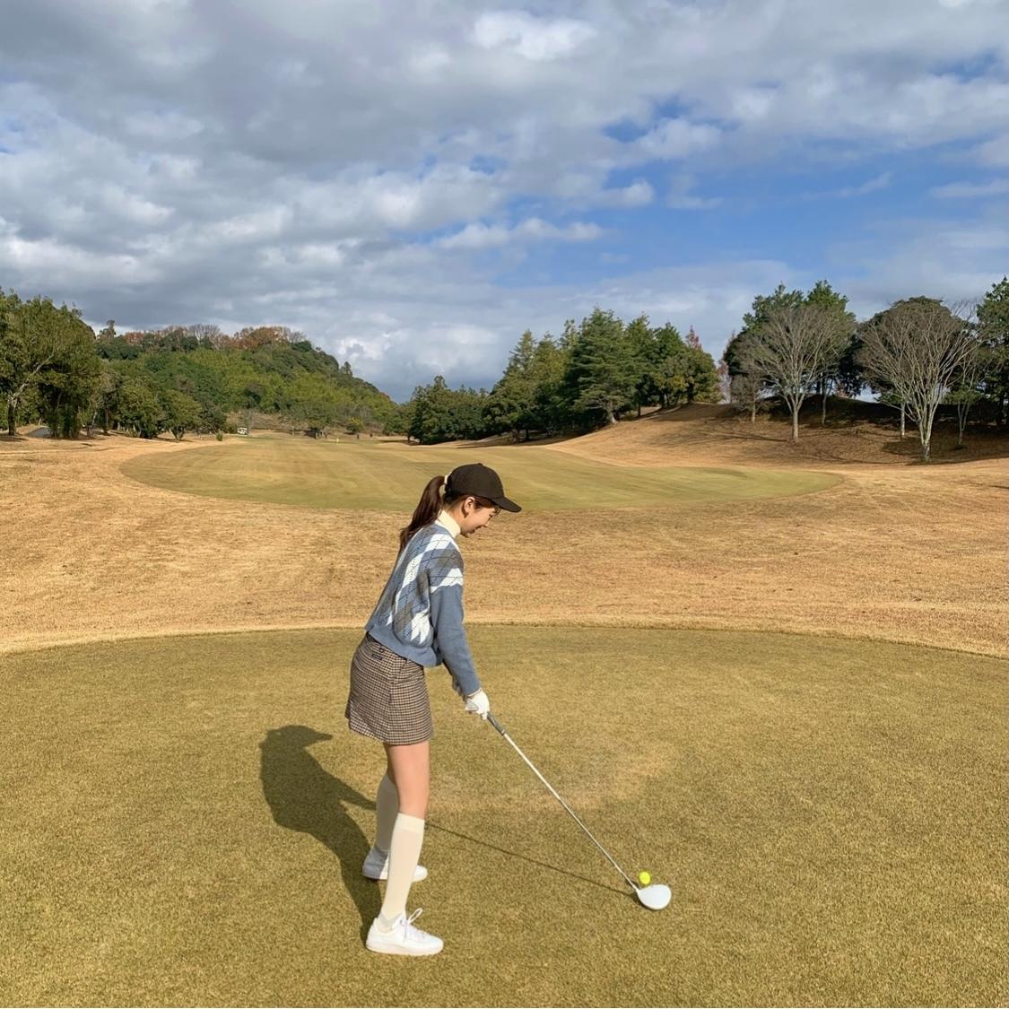 【ゴルフ女子ブログ】ラウンドの様子をチラ見せ!_1_3