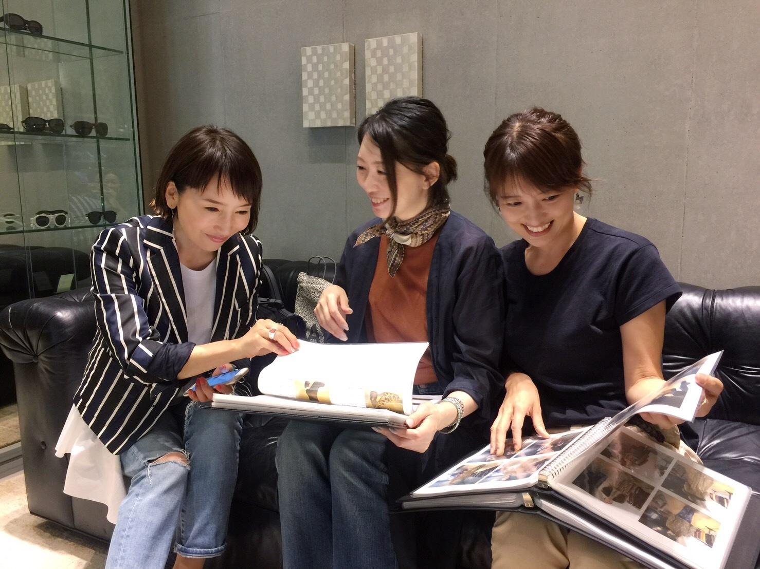 素敵美女と休日♪秋冬ファッション計画in青山_1_1