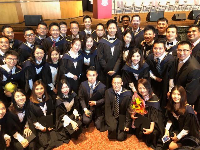 Graduation Party - MBAを卒業しました!_1_2-1