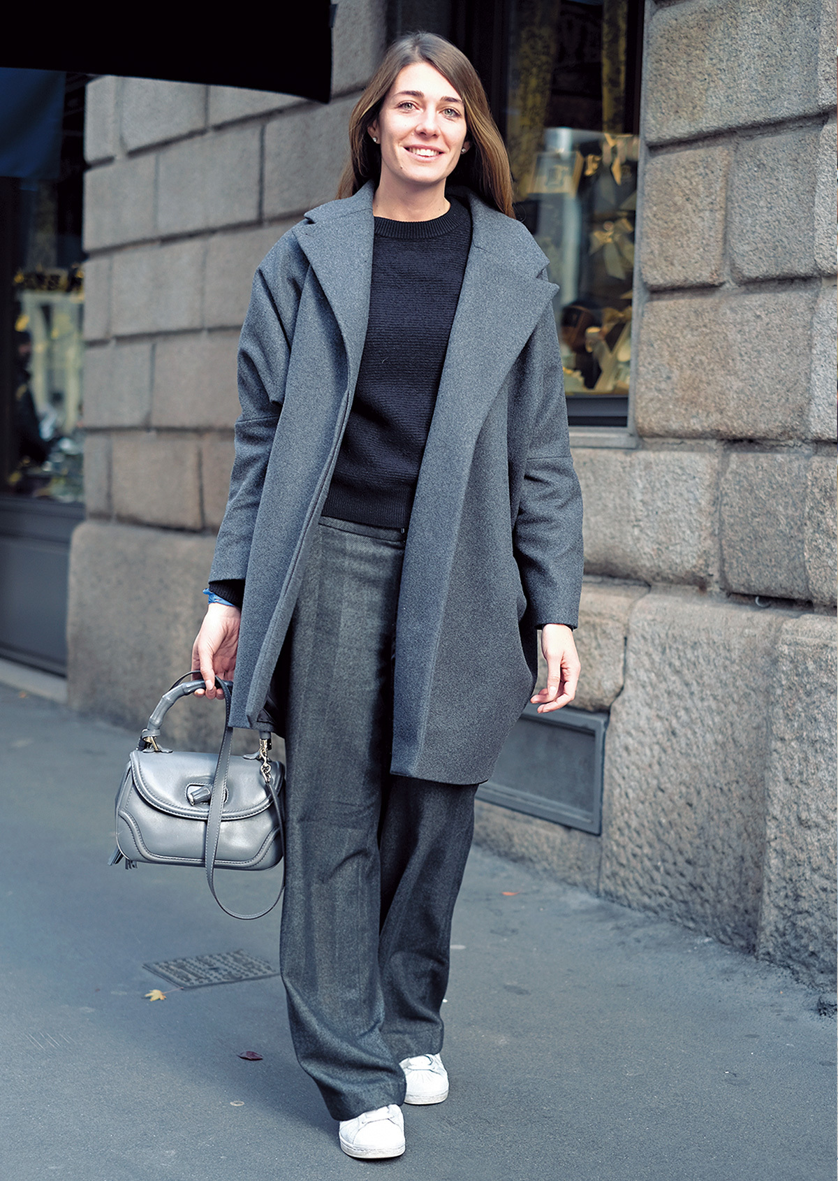 「ワントーン配色」はよりこなれてきた【ファッションSNAP ミラノ・パリ・NY編】_1_3-1