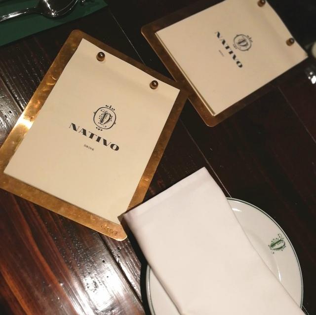 今年一番の幸せな食事!念願のNATIVO _1_3-2