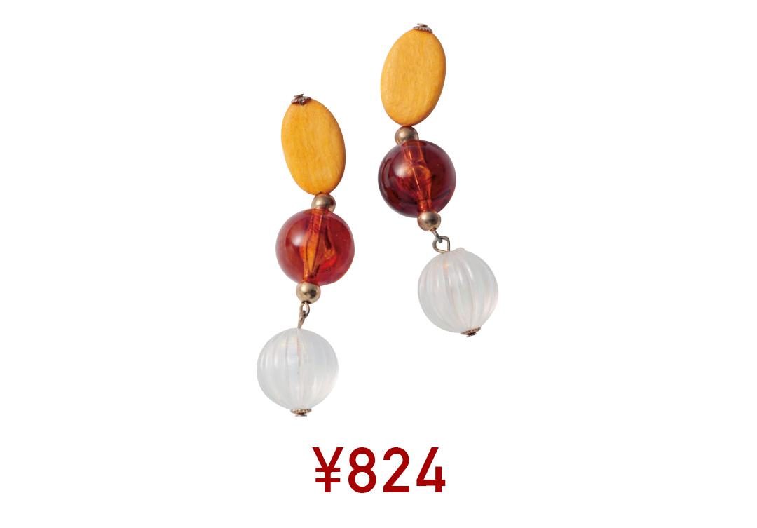 824円以下のイヤリングで小顔見せができるって本当?_1_2-6